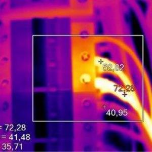 Termografia instalações elétricas